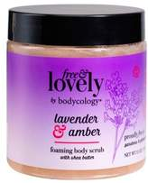 Bodycology Free & Lovely Lavender & Amber Foaming Scrub - 10.5 fl oz