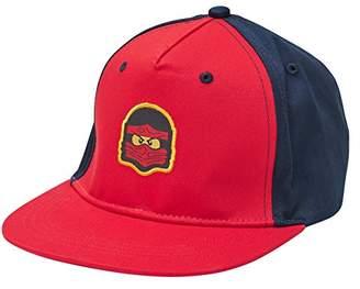 Lego Wear Boy Aiden 301-Kappe Cap, Red 349