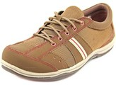 Easy Street Shoes Emma Women Round Toe Leather Brown Walking Shoe.