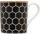 David Jones Geometric Can Mug 350ml