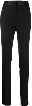 Saint Laurent Slim-Fit Tailored Trousers