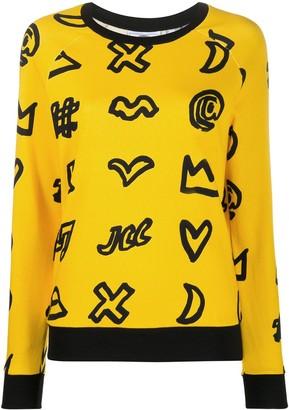 Rossignol Doodle-Print Sweatshirt