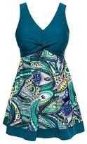 MiYang Women's Shaping Body Swimsuit One-Piece Swimwear Spa Suit Size tag XL/UK size S