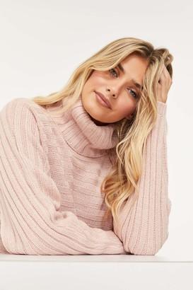 Ardene Ribbed Turtleneck Sweater