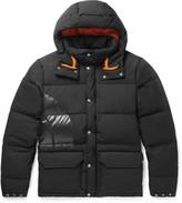 Junya Watanabe + North Face Canyon Cotton-Blend Down Jacket