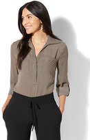 New York & Co. 7th Avenue - Madison Soft Shirt