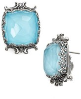 Konstantino 'Aegean' Clip Earrings