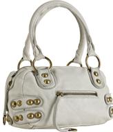 white leather 'Dylan' speedy bag