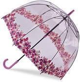 Fulton Floral Birdcage Umbrella