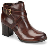 Børn Carabel Full-Grain Leather Ankle Boots