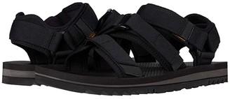 Teva Cross Strap Trail (Black) Men's Shoes