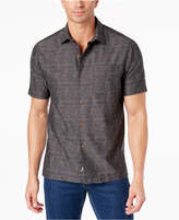 Tommy Bahama Men's Getaway Grid Shirt