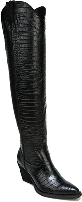 Zodiac Zipper High Shaft Boots - Rory
