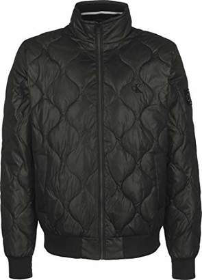 Calvin Klein Jeans Men's Quilted Jacket,L