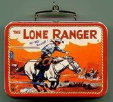 Hallmark 1997 Ornament The Lone Ranger Lunch Box