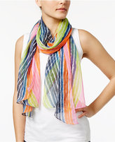 INC International Concepts Painted Stripe Scarf, Only at Macy's