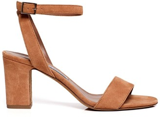Tabitha Simmons Leticia block heel sandals