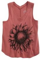 O'Neill Girl's Sunflower Seed Tank