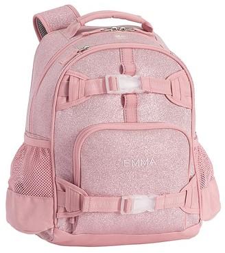 Pottery Barn Kids Mackenzie Pink Sparkle Glitter Backpacks