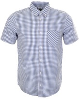 Carhartt Kenneth Check Shirt Blue