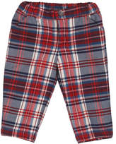 Malvi & Co. Tartan Trousers