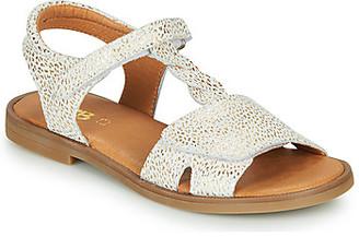 GBB FARENA girls's Sandals in Gold
