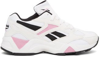 Reebok Classics White Aztrek 96 Sneakers