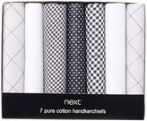 Multi Handkerchiefs Seven Pack