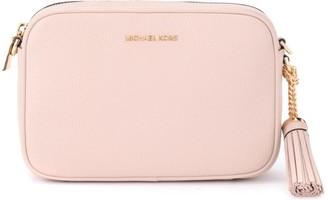 Michael Kors Shoulder Bag Model Ginny Medium In Soft Pink Leather