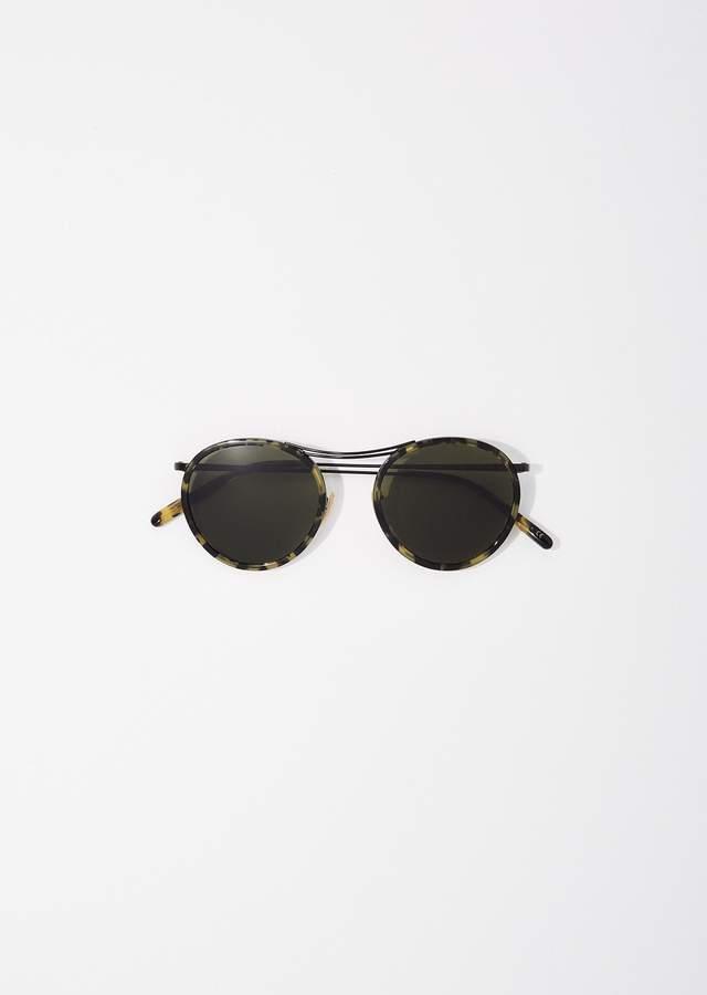 Oliver Peoples MP-3 30th Sunglasses Vintage Dtbk/Matte Black & G-15