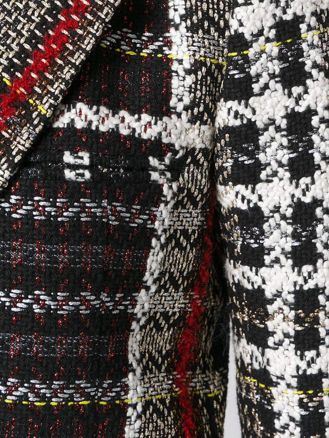 Haider Ackermann short blazer
