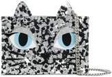 Karl Lagerfeld Choupette Minaudiere clutch