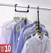 Closet Complete Magic Cascading Hangers (Set of 10)