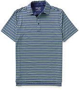 Bobby Jones XH20 Cero Fine Line Stripe Short-Sleeve Polo Shirt