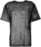Diane von Furstenberg embroidered T-shirt