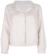 Dries Van Noten textured jacket