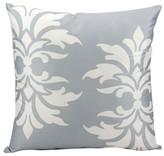Nourison Damask Indoor/Outdoor Decorative Pillow