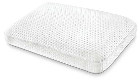 Sensorpedic Soft-Tex Luxury Extraordinaire Gusseted Oversized Memory Foam Bed Pillow