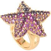 Pomellato 18K Rose Gold Rhodolite Ring