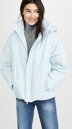 Vince Hooded Puffer Jacket