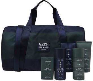 Jack Wills Gym Bag Gift Set