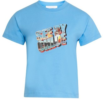 See by Chloe Cotton T-shirt