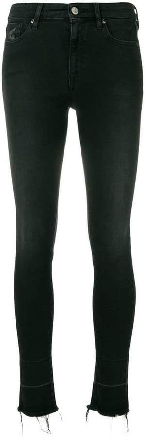 Vivienne Westwood dropped cuff skinny jeans