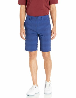 PGA TOUR Men's Flat Front Printed Short