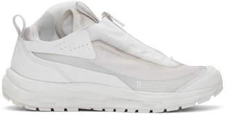 11 By Boris Bidjan Saberi White Salomon Edition Bamba2 Sneakers
