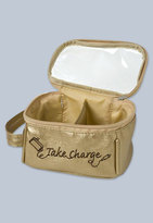Mini Take Charge Case in Gold