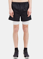 Calvin Klein Collection Men's Hansa Shorts From Ss15 In Black