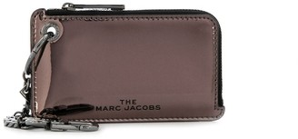 Marc Jacobs The Snapshot mirrored coin purse