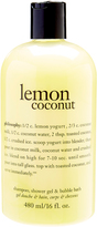 philosophy Lemon Coconut 16-Oz. 3-in-1 Shampoo Shower Gel & Bubble Bath
