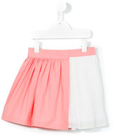 No Added Sugar Meet You There skirt - kids - Cotton/Polyester - 3 yrs